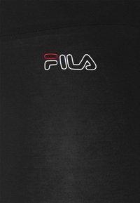 Fila - FELIZE 7/8 LEGGINGS - Leggings - black - 7
