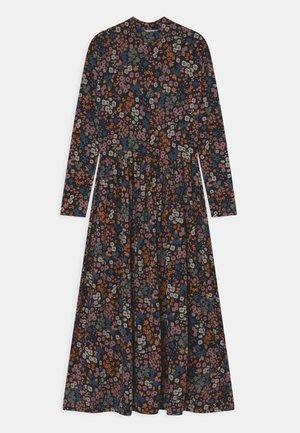 OGENIA DRESS - Maxi dress - black