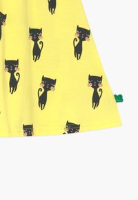 Fred's World by GREEN COTTON - CATS EXCLUSIVE - A-lijn rok - yellow - 3