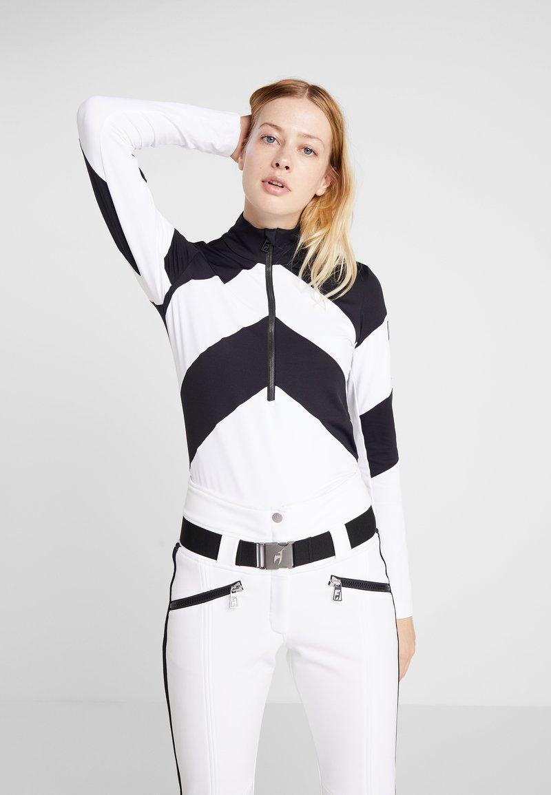 Toni Sailer - ROSALIE - Bluza z polaru - black