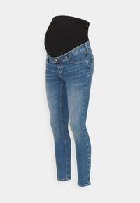 Anna Field MAMA - Skinny džíny - light blue denim - 0