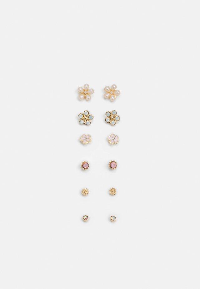 ONLDEVIKA EARRING 6 PACK  - Boucles d'oreilles - pink marshmallow