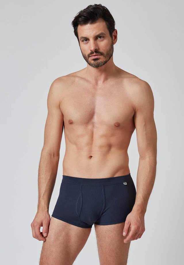Pants - smokey blue