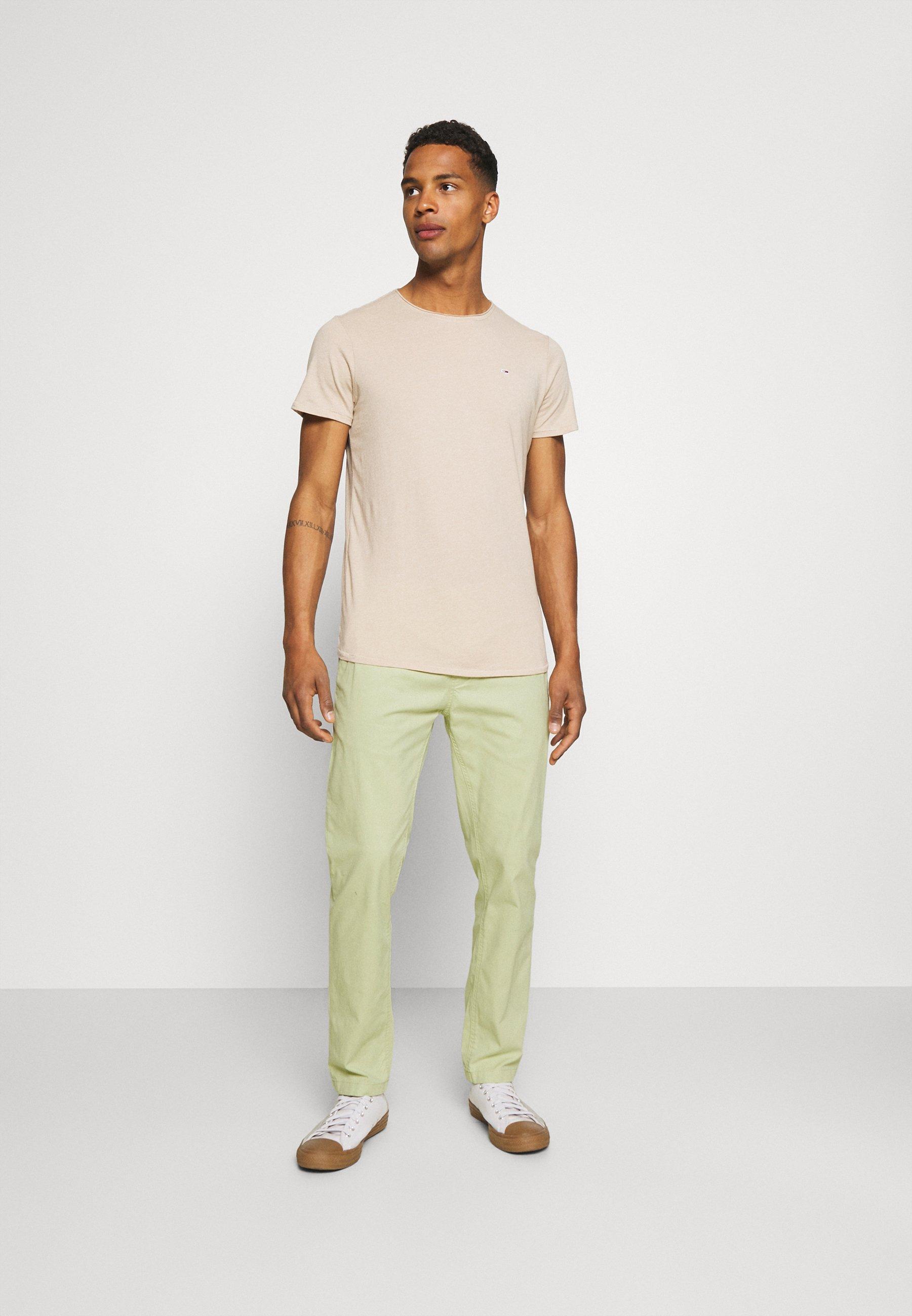 Homme SCANTON DOBBY TRACK PANT - Pantalon classique