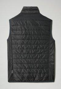 Napapijri - ACALMAR - Waistcoat - dark grey solid - 4