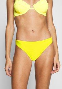 OW Intimates - KENYA BOTTOM - Bikini bottoms - yellow - 0