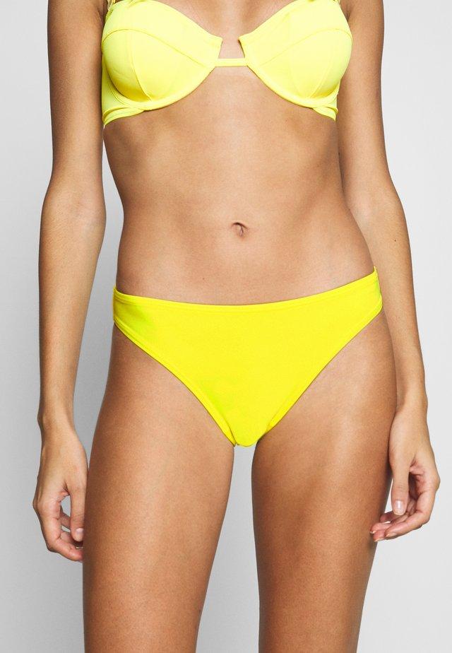 KENYA BOTTOM - Bikinibukser - yellow