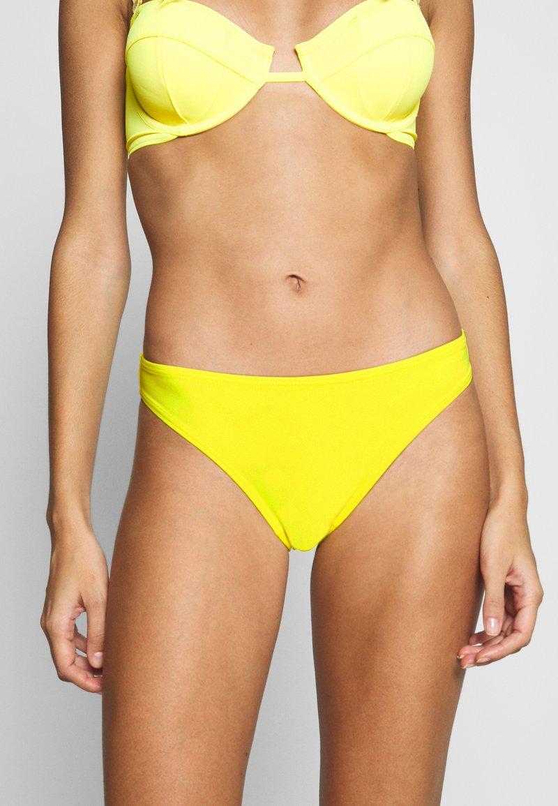OW Intimates - KENYA BOTTOM - Bikini bottoms - yellow
