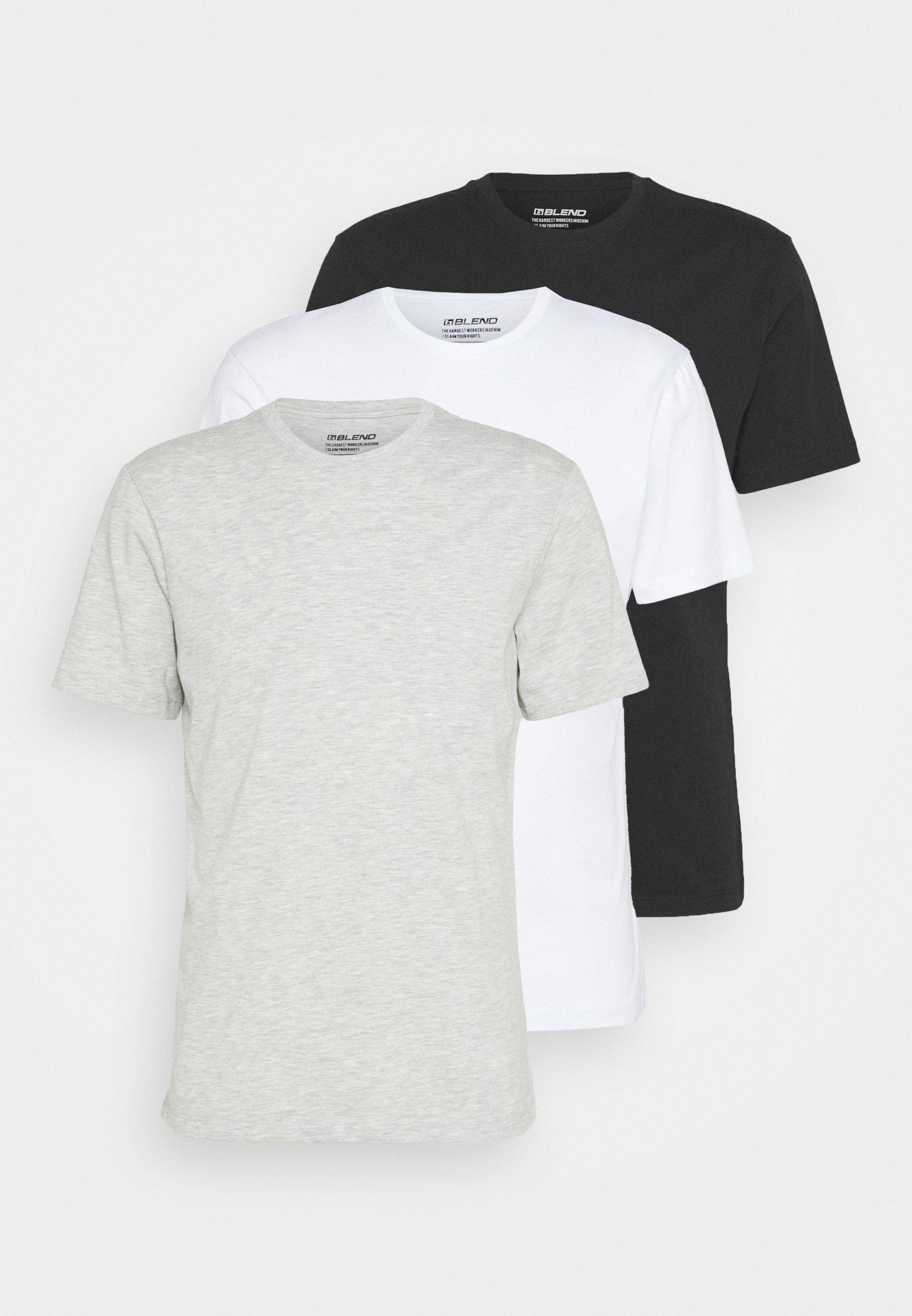 Homme TEE 3 PACK - T-shirt basique