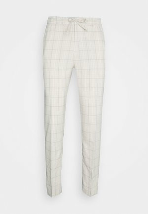 NEUTRAL - Trousers - stone