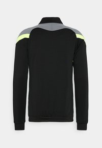 Nike Performance - DRY ACADEMY - Training jacket - black/volt/light smoke grey - 1