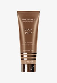 Vita Liberata - BODY BLUR INSTANT HD SKIN FINISH - Self tan - latte light - 0