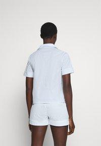 Anna Field - Pyjama set - blue/white - 2