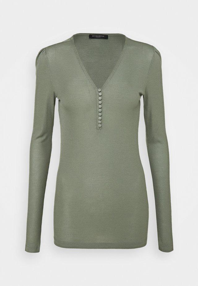 KATKA  - Long sleeved top - moss