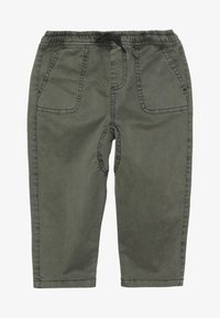 Cotton On - FLYNN PANT BABY - Trousers - silver sage - 2