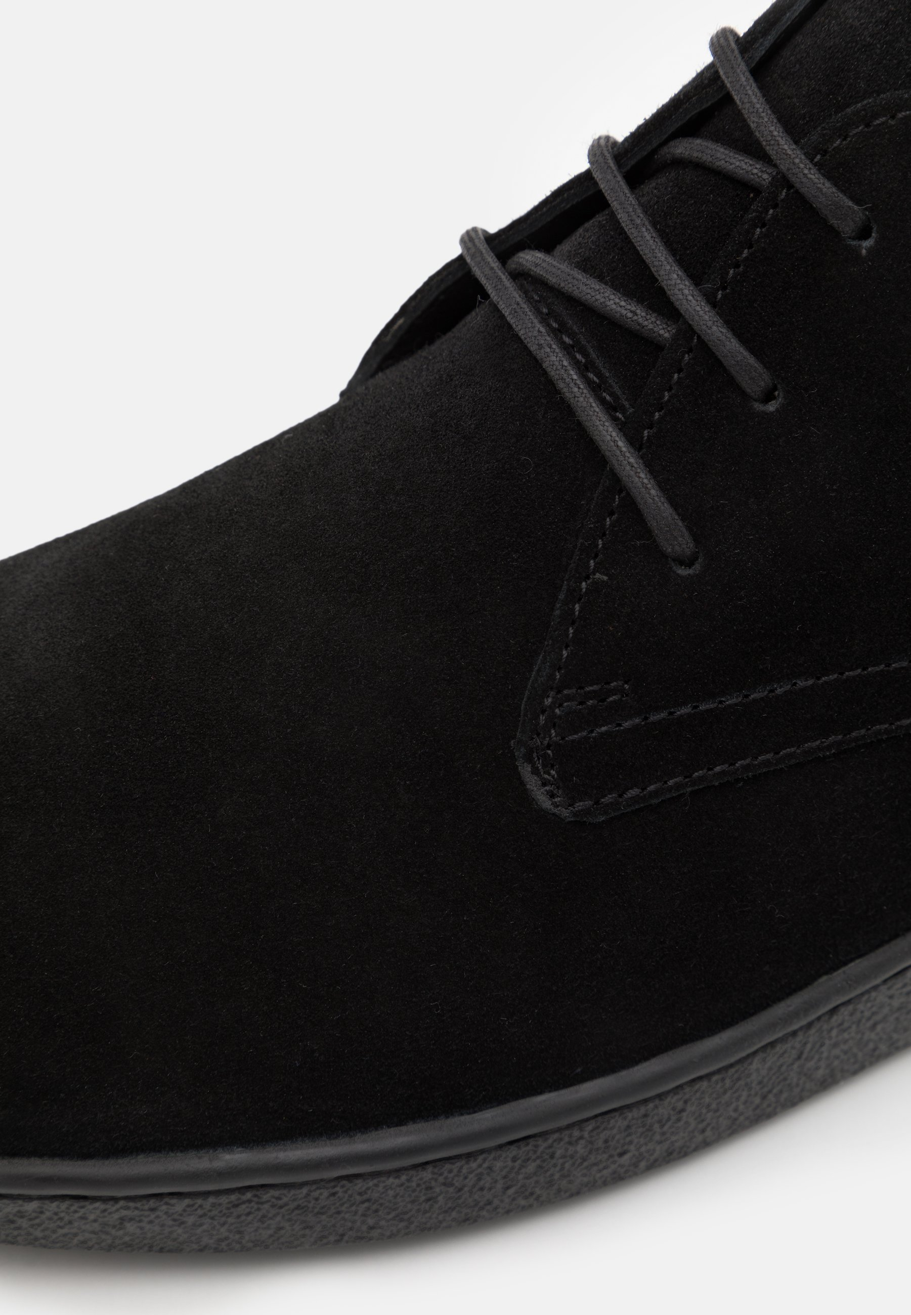 Men LEATHER - Casual lace-ups