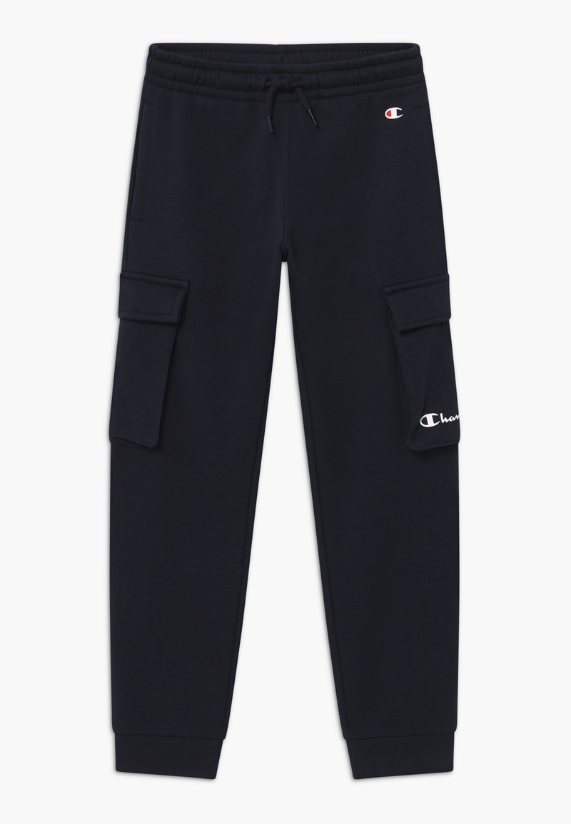 Champion - LEGACY AMERICAN CLASSICS - Tracksuit bottoms - dark blue