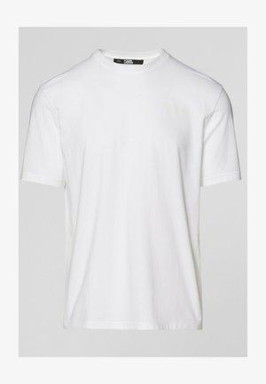 ATHLEISURE  - Print T-shirt - white