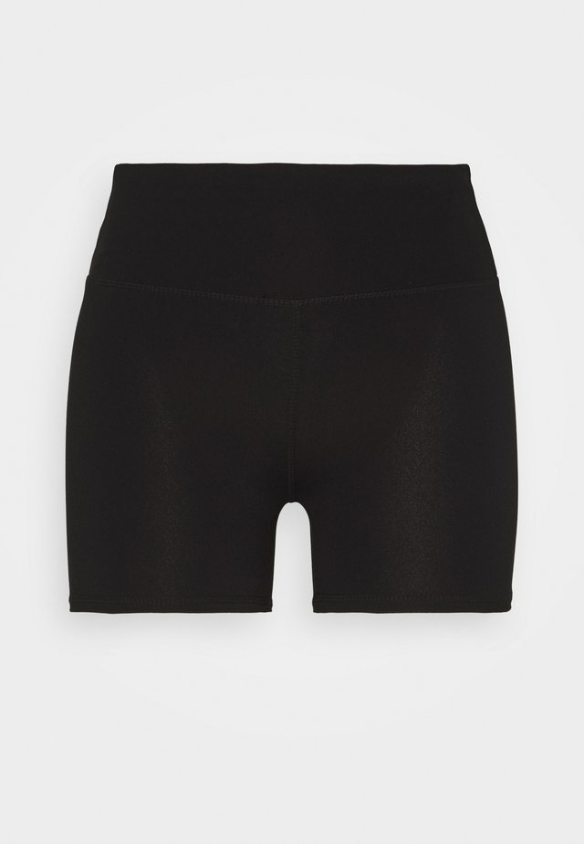 HIGHWAISTED SHORT - Trikoot - core black
