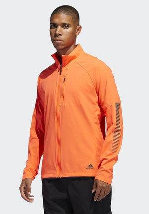 RISE UP N RUN JACKET - Training jacket - orange