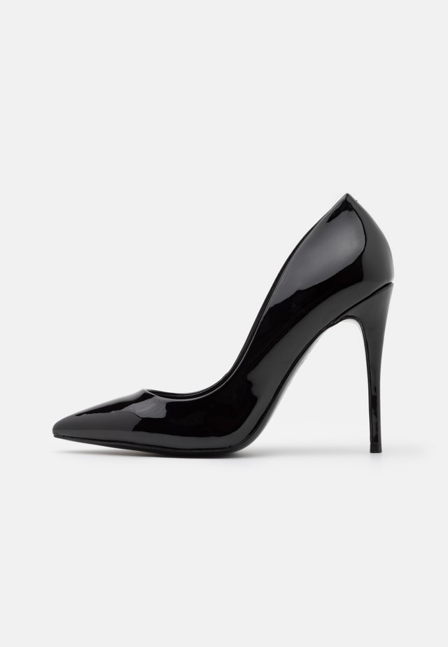STESSY - High heels - black patent