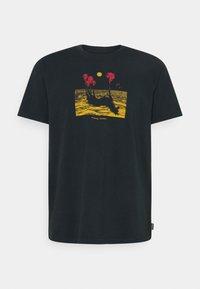 Billabong - MIRAGE - Print T-shirt - indigo - 0