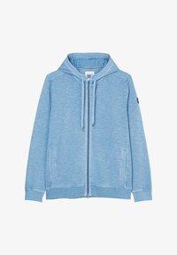 Marc O'Polo - Zip-up sweatshirt - kashmir blue - 0