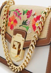 ALDO - ADRARDOSA - Handbag - white/multi - 3