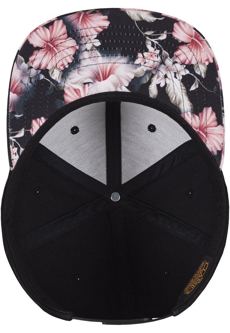 Flexfit Floral Snapback - Cap Black/schwarz