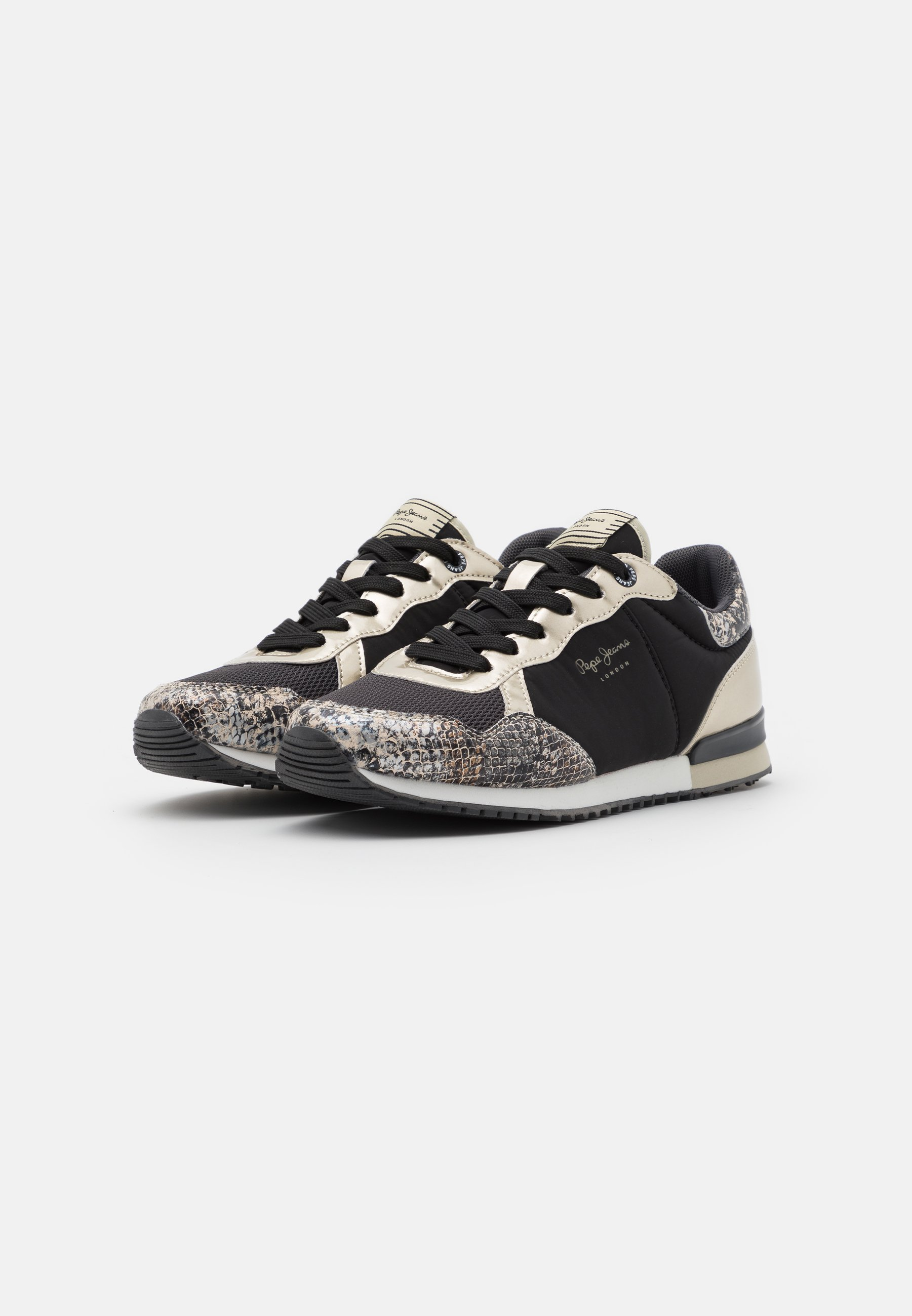 Pepe Jeans Archie Fun - Trainers Gold