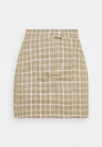 4th & Reckless - CHANCE SKIRT - Miniskjørt - beige - 3