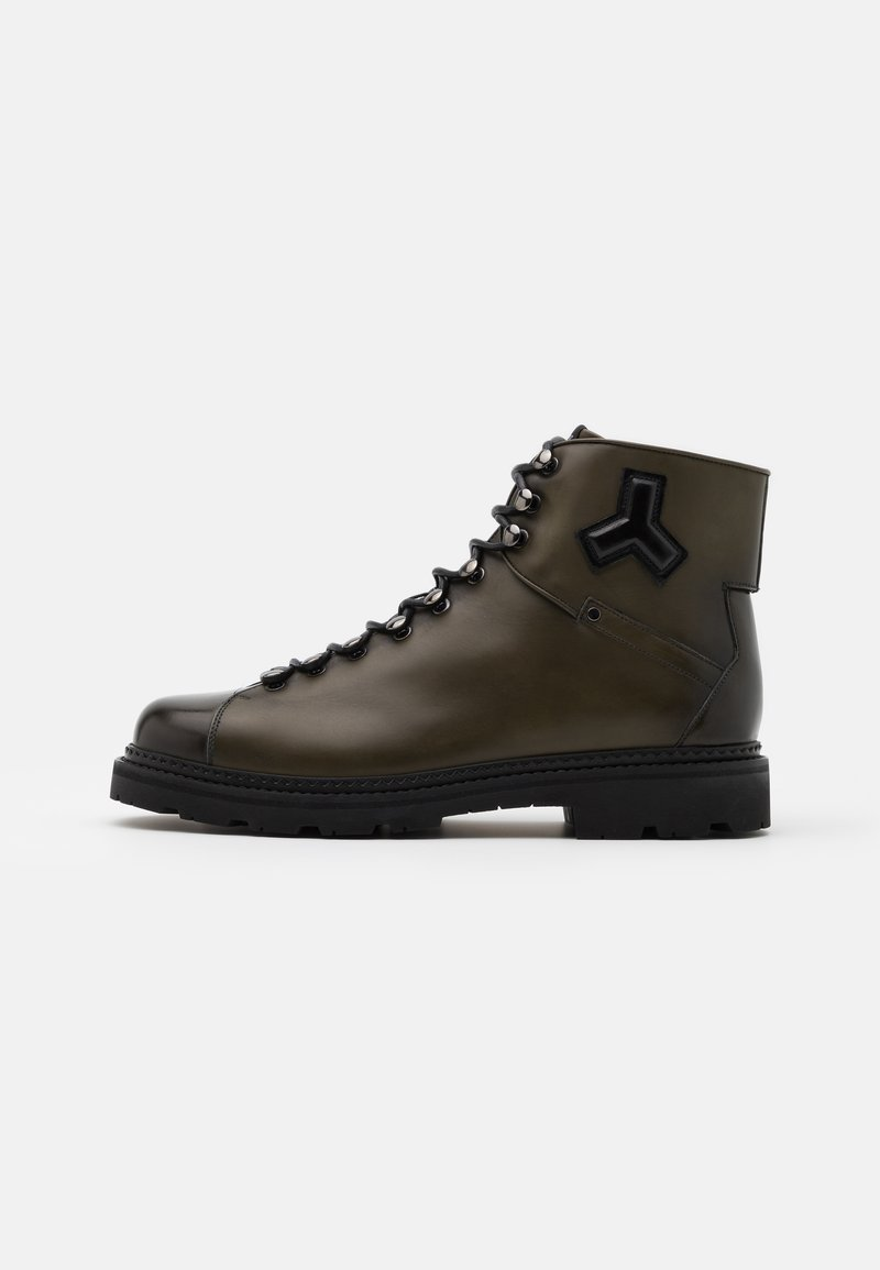 Bally - MADIGAN - Lace-up ankle boots - storm
