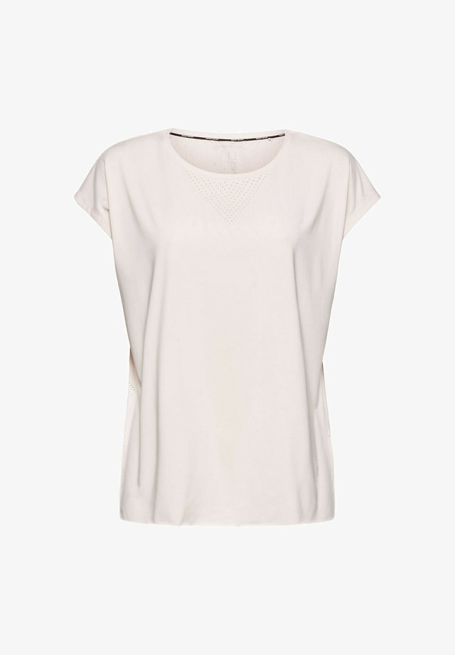 T-shirt basique - peach