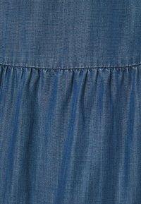 Esprit - Pleated skirt - blue medium wash - 2