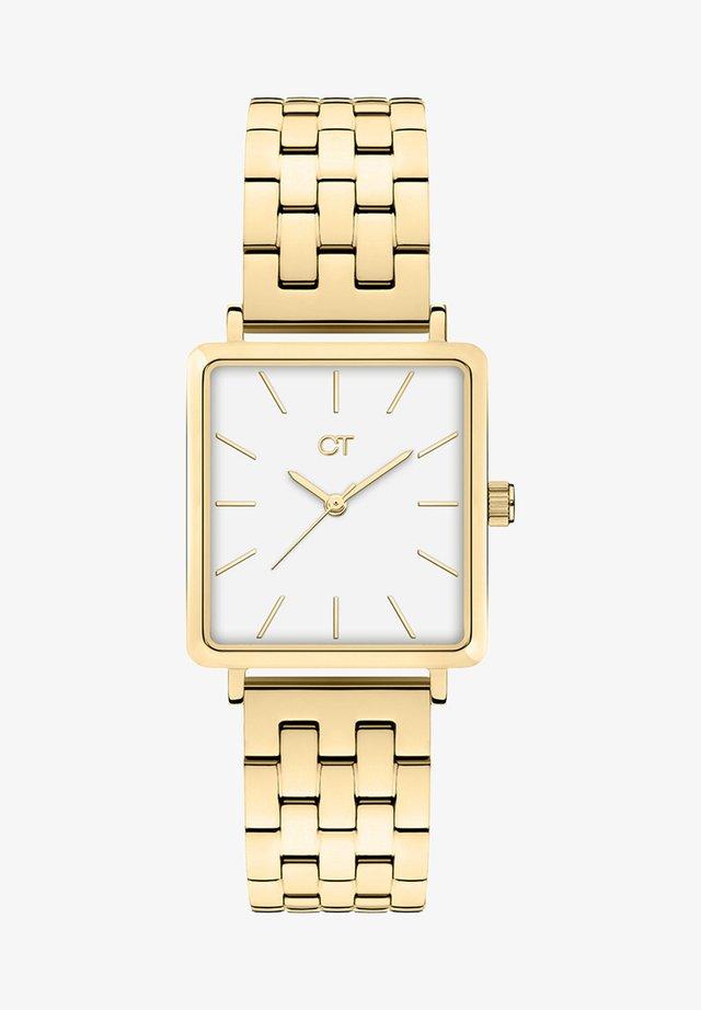 Watch - gold/gold