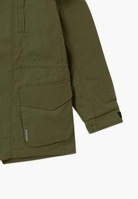 Reima - NAAPURI UNISEX  - Winter coat - khaki green - 4