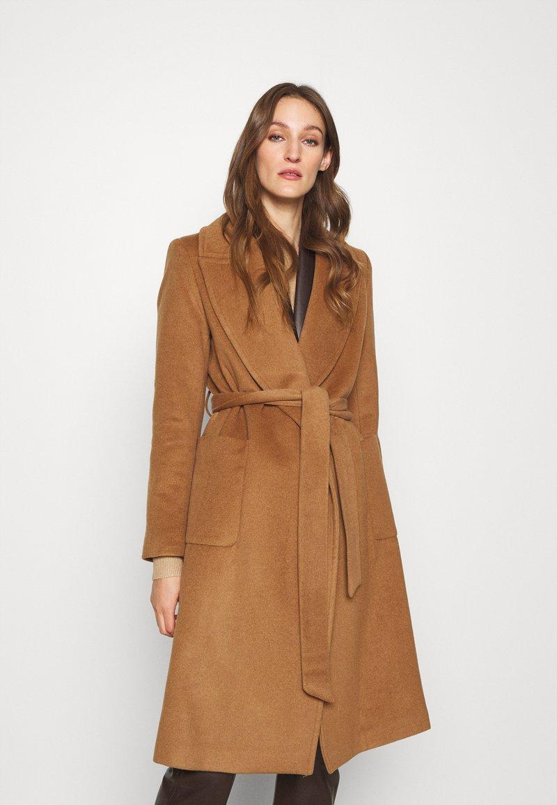 Lauren Ralph Lauren - LINED COAT - Classic coat - new vicuna