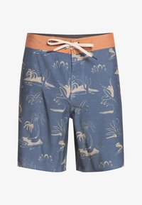 Quiksilver - Swimming shorts - sargasso sea - 4