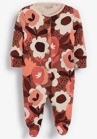 Next - 3 PACK - Sleep suit - brown - 3