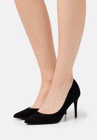 Steve Madden - LILLIE - High heels - black - 0