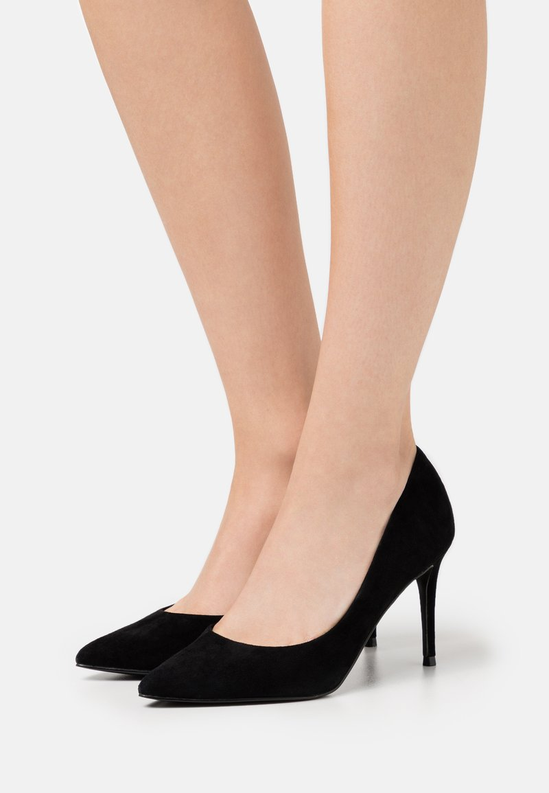 Steve Madden - LILLIE - High heels - black