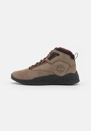 SOLAR WAVE MID - Baskets montantes - brown