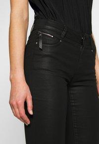 Morgan - Jeans Skinny - noir - 4