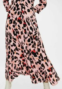 YAS - YASSAVANNA - Maxi dress - pink icing - 5