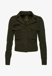 Superdry - Light jacket - green - 4