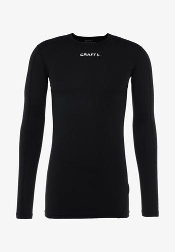 PRO CONTROL COMPRESSION - Sportshirt - black