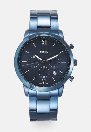 Zegarek chronograficzny - blue