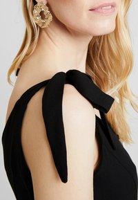 NAF NAF - LINA - Robe chemise - noir - 3