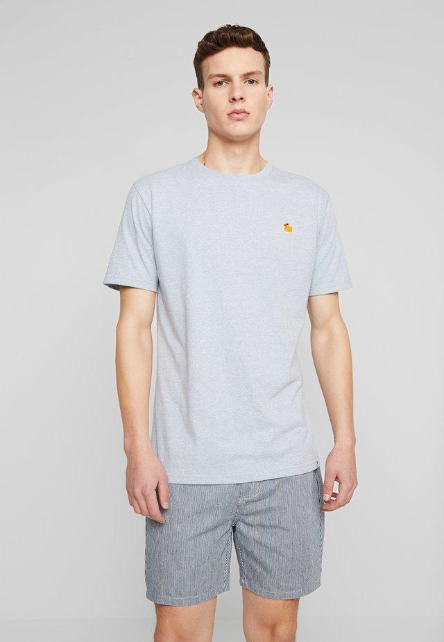 PRINT T-SHIRT - T-shirt z nadrukiem - dust