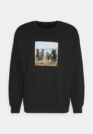 TROOP  - Sweatshirt - black